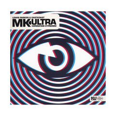 Lewis Parker & Eastkoast - 'MK Ultra: Operation Hypnosis' [CD]