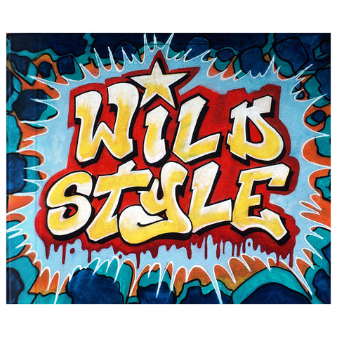 "Kenny Dope - 'Wild Style Breakbeats' [(Black) 7"" Vinyl Single [7x7""]]"