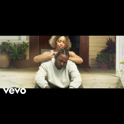 Kendrick Lamar - 'LOVE.' [Video]