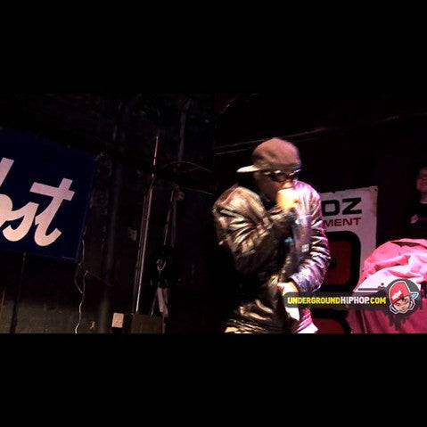Kool Keith - 'Dr. Octagon Showcase (Live At Harper's Ferry - Allston, MA - 10/8/08)' [Video]