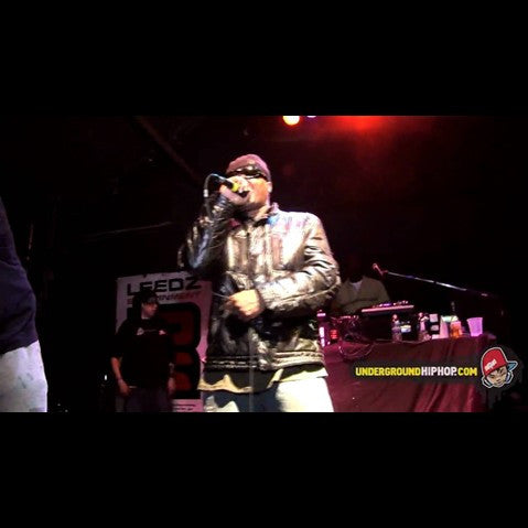 Kool Keith - 'Ultramagnetic Showcase (Live At Harper's Ferry - Allston, MA - 10/8/08)' [Video]