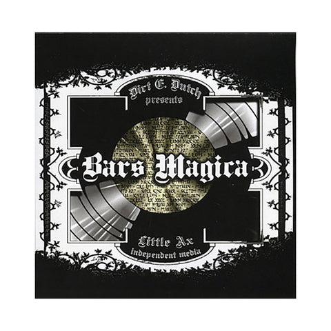 Dirt E. Dutch - 'Bars Magica' [CD]