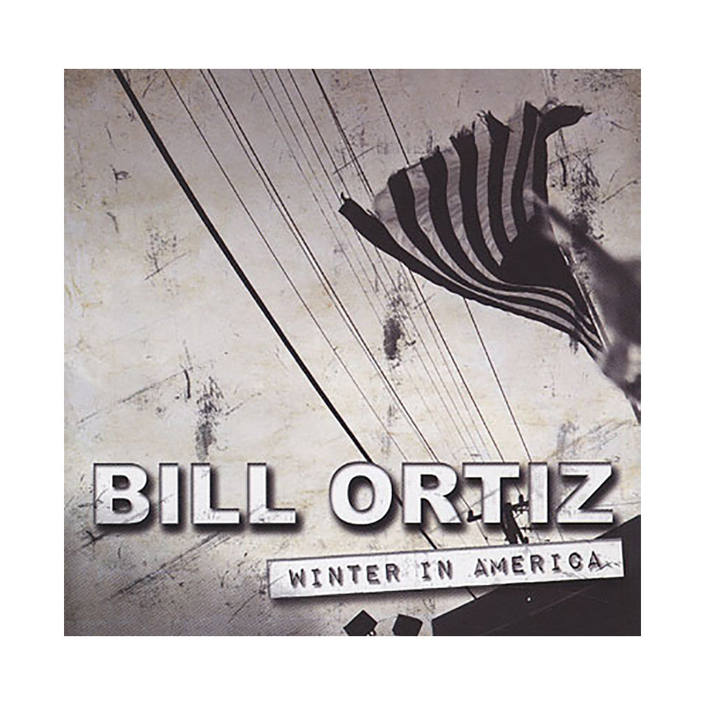 <!--120120131040884-->Bill Ortiz - 'Winter In America EP' [CD]