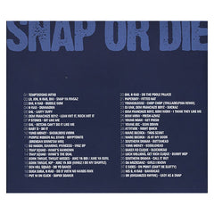 Hollertronix (Mixed By: Low B aka Low Budget & Deluxxx) (Trilladelphia Presents) - 'Snap Or Die' [CD]