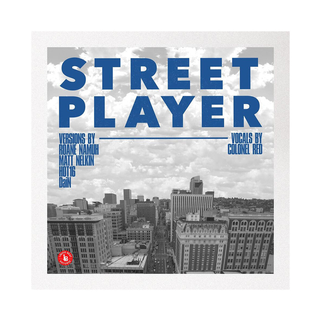Various Artists - 'Street Player' [(Black) Vinyl EP]