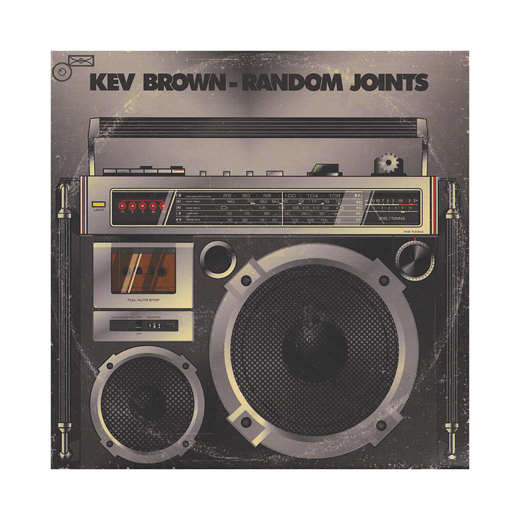 <!--120120410042084-->Kev Brown - 'Random Joints' [CD]