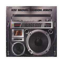 <!--020120501042083-->Kev Brown - 'Random Joints' [(Clear) Vinyl LP]