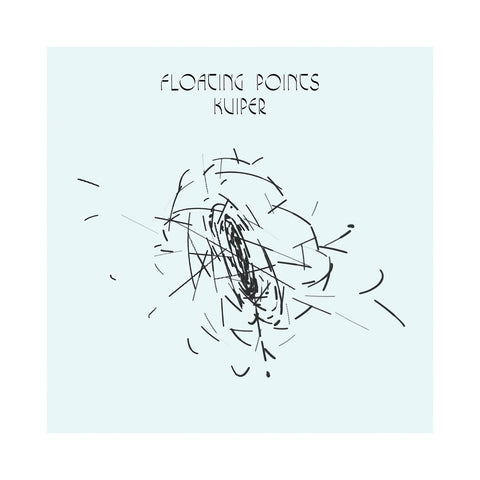 Floating Points - 'Kuiper' [(Black) Vinyl EP]