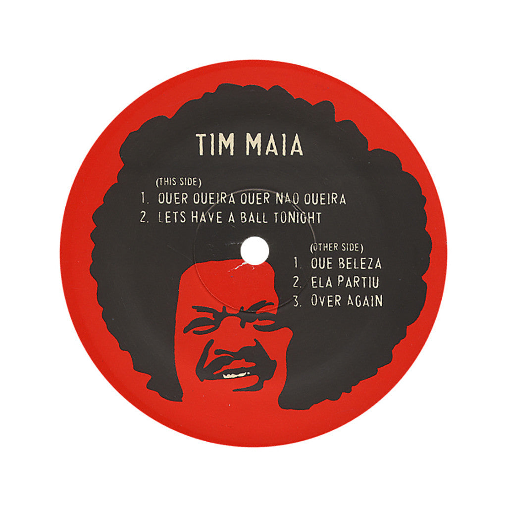 "<!--2012080738-->Tim Maia - '12""' [(Black) 12"" Vinyl Single]"