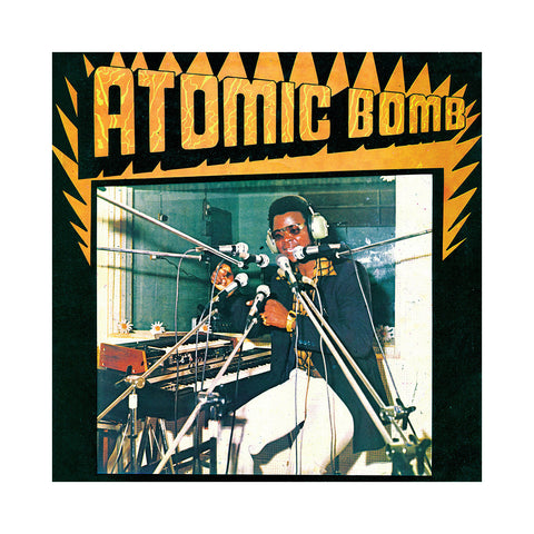 "[""William Onyeabor - 'Atomic Bomb' [(Black) Vinyl LP]""]"