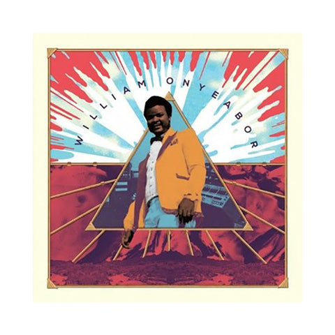 "[""William Onyeabor - 'William Onyeabor: 9 Album Box Set' [CD [9CD]]""]"
