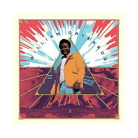 "[""William Onyeabor - 'William Onyeabor: LP Boxset (#2 of 2)' [(Black) Vinyl [4LP]]""]"