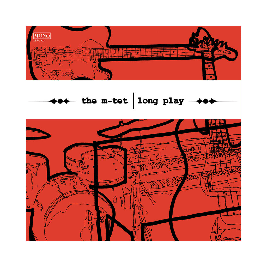 The M-Tet - 'Long Play' [CD]