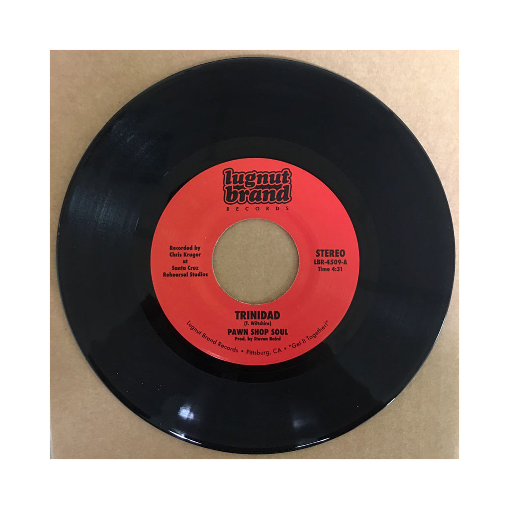 "Pawn Shop Soul - 'Trinidad/  Grab This Thing' [(Black) 7"" Vinyl Single]"
