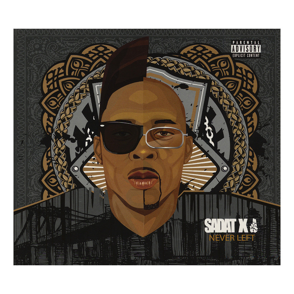 <!--2015012530-->Sadat X - 'Ain't Nothing Funny' [Streaming Audio]