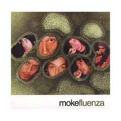 <!--020010213020883-->Moka Only - 'Mokefluenza' [CD]
