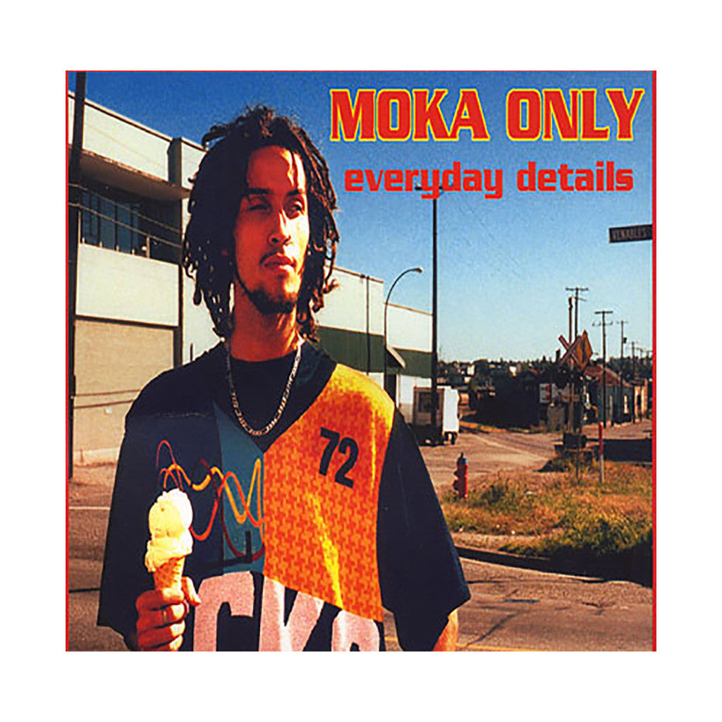 <!--020000101020891-->Moka Only - 'Everyday Details' [CD]