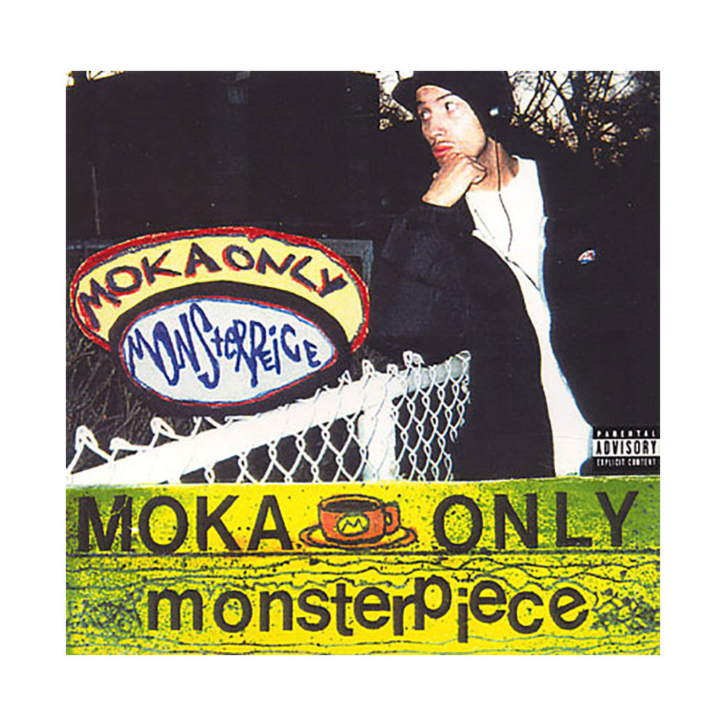 <!--020010619020882-->Moka Only - 'Monsterpiece' [CD]