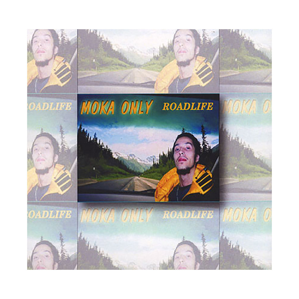 Moka Only - 'Roadlife' [CD]