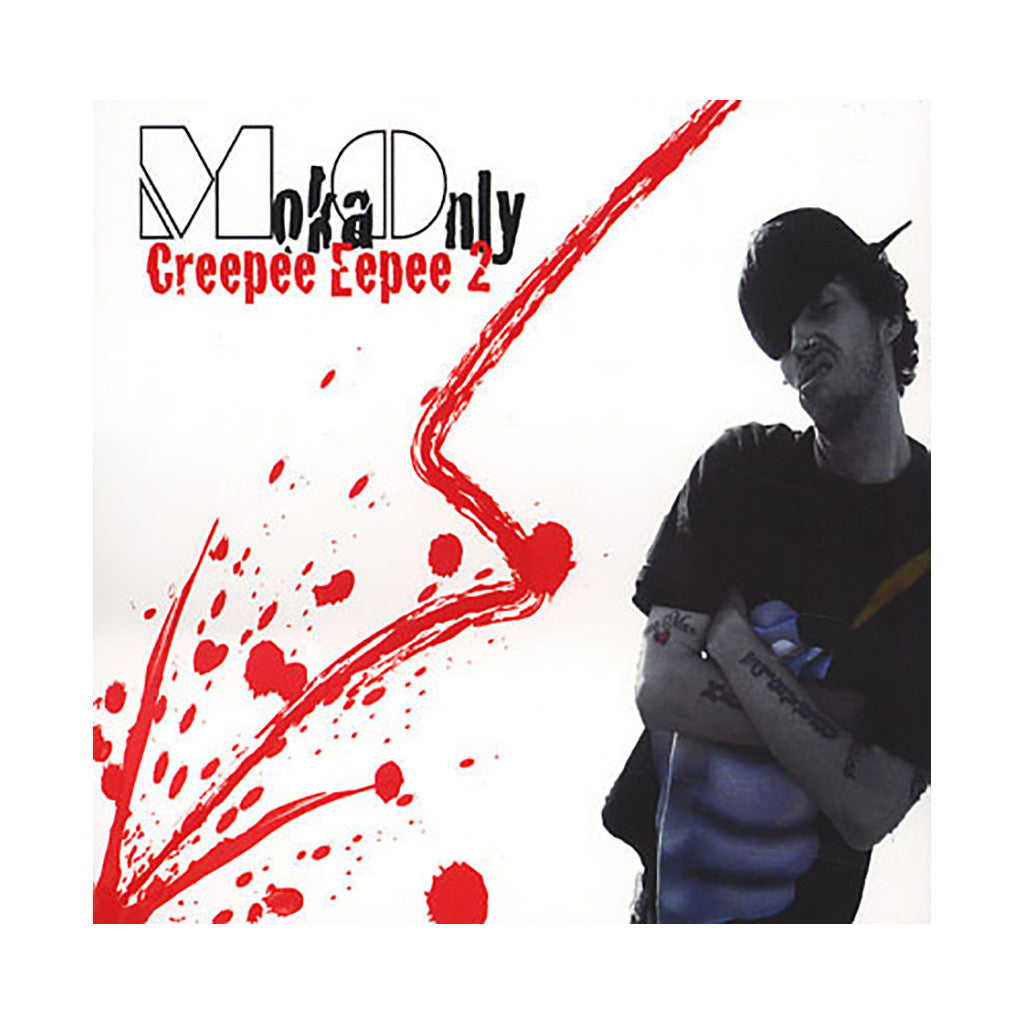 <!--020080108020894-->Moka Only - 'Creepee Eepee 2' [CD]