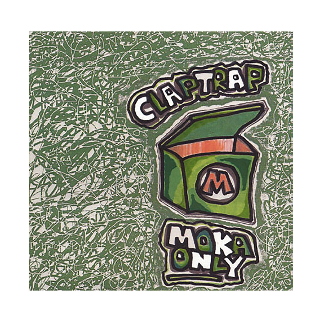 Moka Only - 'Claptrap' [CD]