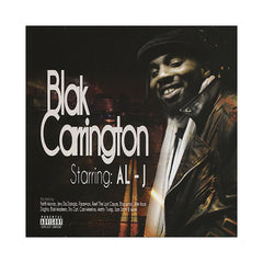 Al-J - 'Blak Carrington' [CD]