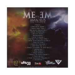 Amadeus The Stampede (Hosted By: Mr. Peter Parker) - 'Me vs. Me' [CD]