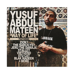 <!--020110920035840-->Yusuf Abdul Mateen - 'Way Of Life' [CD]