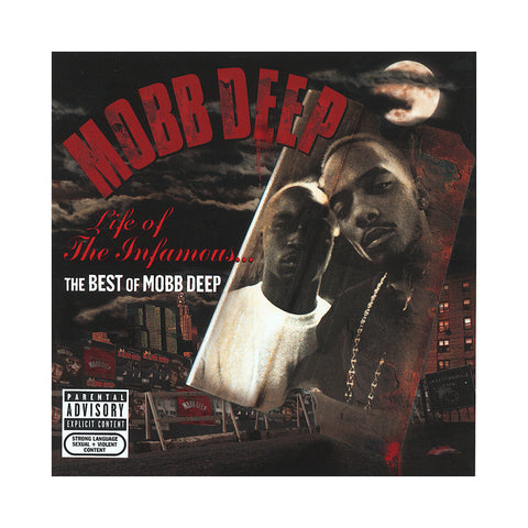 Mobb Deep - 'Life Of The Infamous: The Best Of Mobb Deep' [CD]