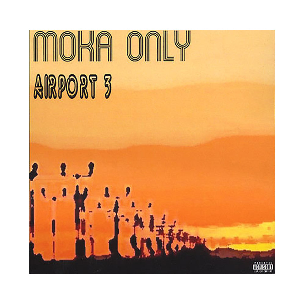 <!--020090421017371-->Moka Only - 'Airport 3' [CD]