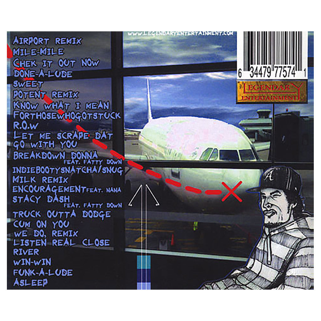 <!--020080401020898-->Moka Only - 'Airport 2' [CD]