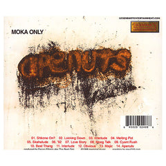 Moka Only - 'Apenuts' [CD]