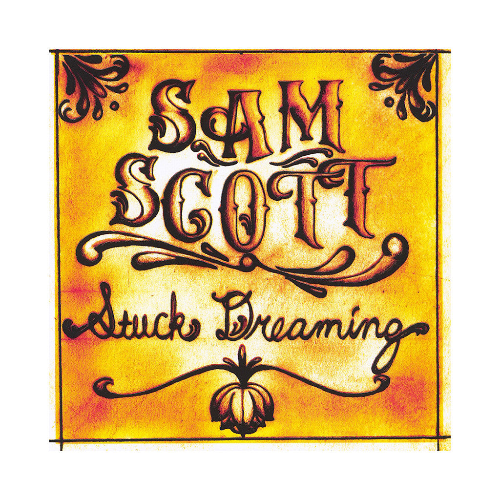 <!--120120712052098-->Sam Scott - 'Stuck Dreaming' [CD]