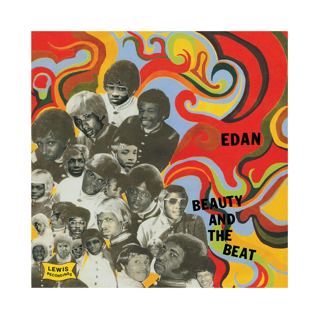 Edan - 'Beauty & The Beat' [CD]