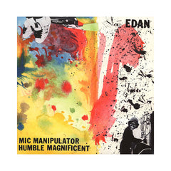 "Edan - 'Mic Manipulator/ Humble Magnificent/ Adrenaline Rush/ Dope Rhymes For Sure' [(Black) 12"" Vinyl Single]"