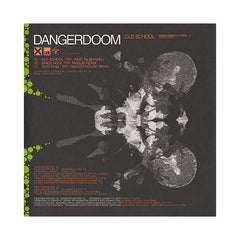 <!--020050101009949-->DANGER DOOM - 'Old School/ Space Ho's (Madlib Remix)/ Sofa King (Danger Mouse Remix)' [CD]