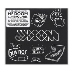 <!--020130820058567-->JJ DOOM - 'Key To The Kuffs (Deluxe Butter Edition)' [CD [2CD]]