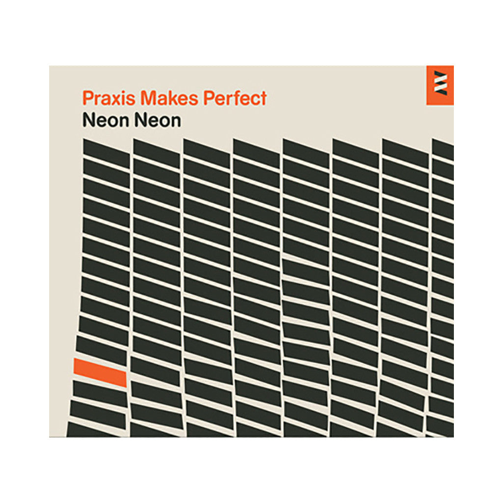 <!--2013043029-->Neon Neon - 'Praxis Makes Perfect' [CD [2CD]]