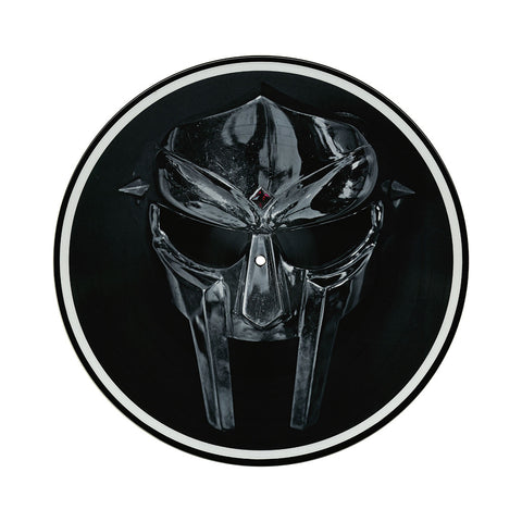 JJ DOOM - 'Bookhead' [(Picture Disc) Vinyl EP]