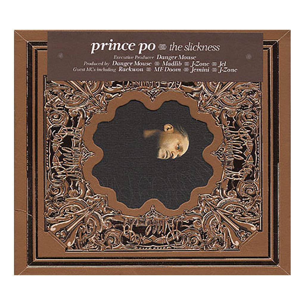 Prince Po - 'The Slickness' [CD]