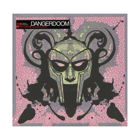 DANGER DOOM - 'The Mouse And The Mask' [(Black) Vinyl [2LP]]
