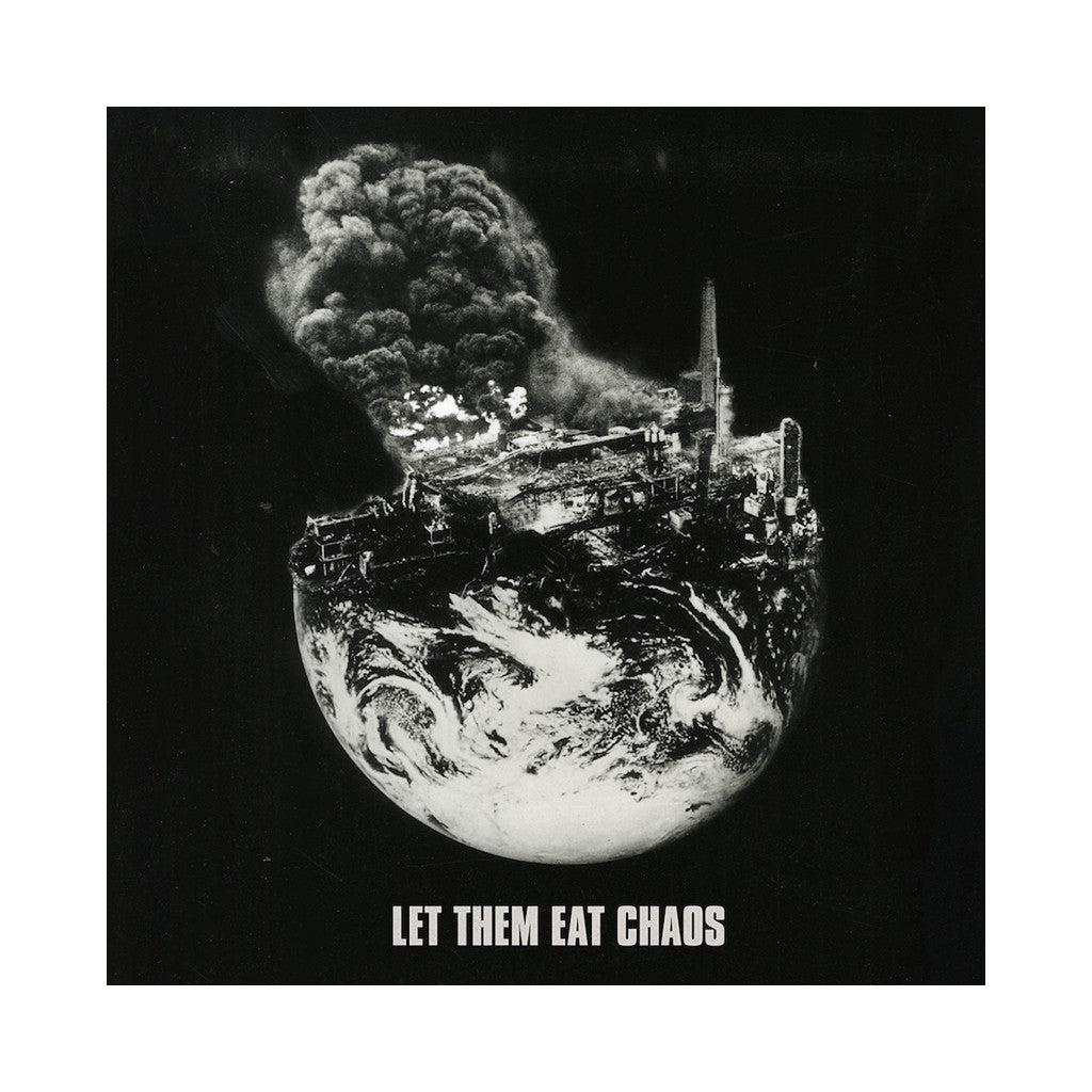 Kate Tempest - 'Let Them Eat Chaos' [(Black) Vinyl LP]