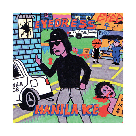 Eyedress - 'Manila Ice' [CD]