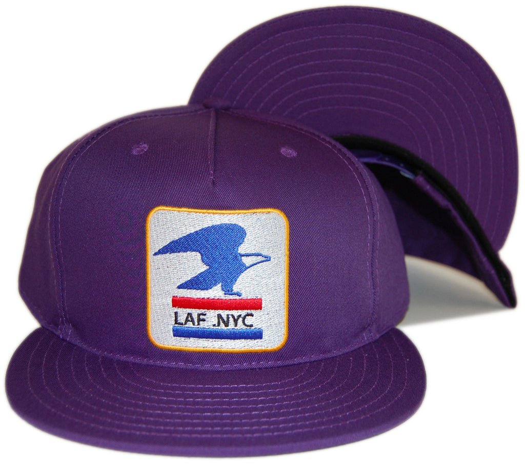 <!--2012111304-->Lafayette - 'First Class' [(Purple) Snap Back Hat]