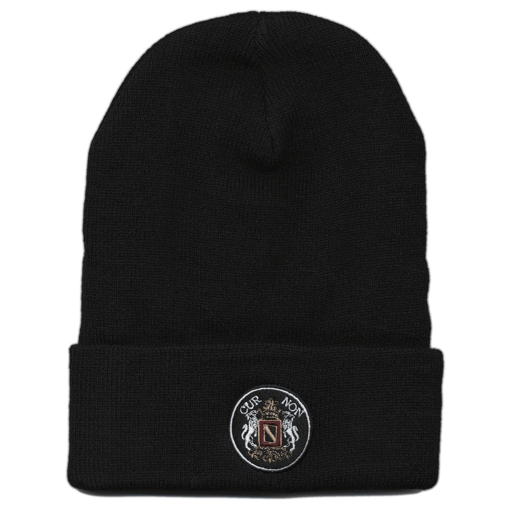<!--020121113051527-->Lafayette - 'Coat Of Arms Long Beanie' [(Black) Winter Beanie Hat]