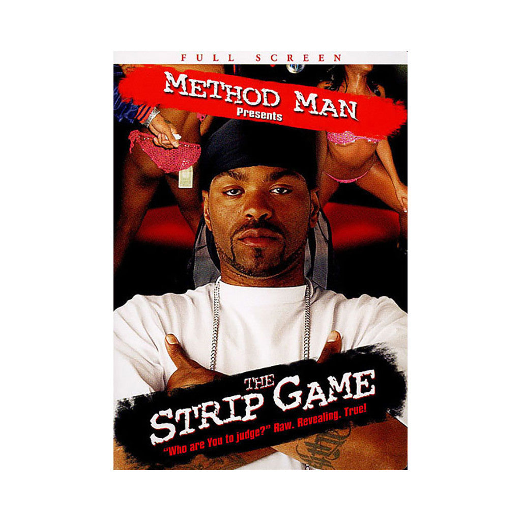 <!--020040101006291-->Method Man - 'The Strip Game' [DVD]