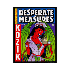 <!--020071106011087-->Frank Kozik - 'Desperate Measures, Empty Pleasures Vol. 3' [Book]