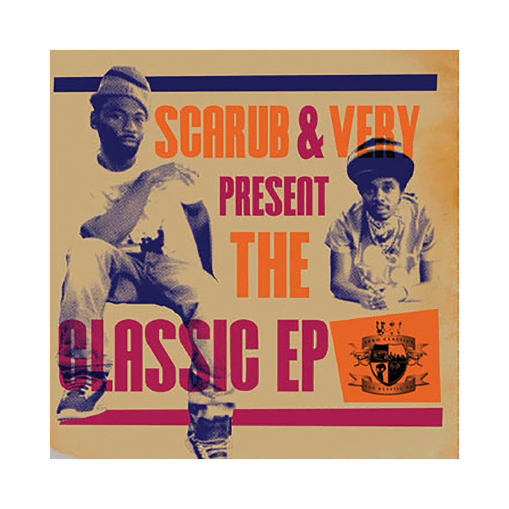 Afro Classics - 'The Classic EP' [CD]