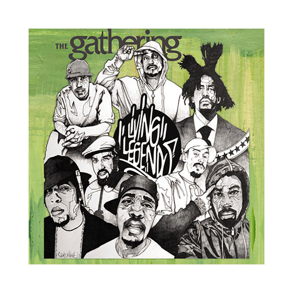<!--120080408013159-->Living Legends - 'The Gathering' [CD]