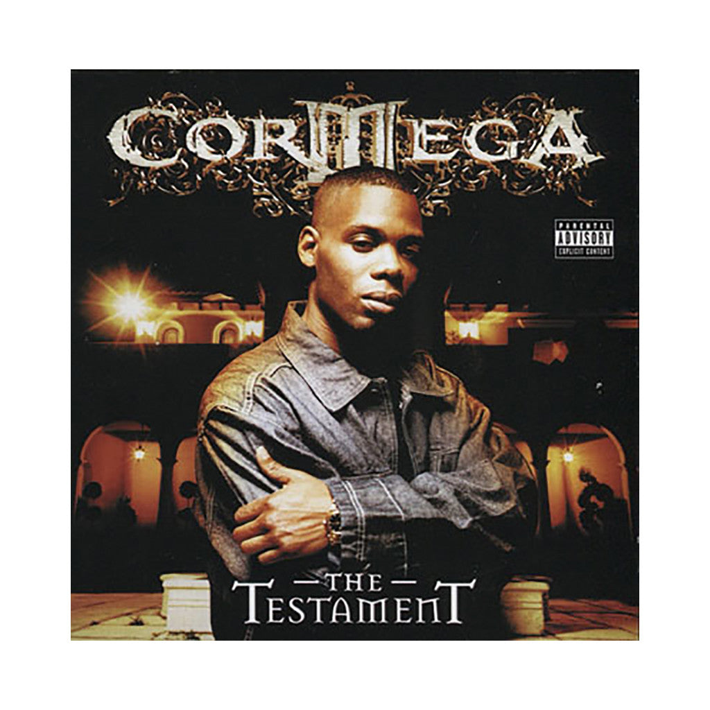 <!--2005031559-->Cormega - 'The Testament' [CD]
